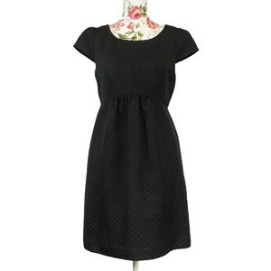 Anthropologie HD in Paris Black Empress Dress